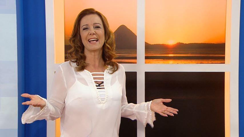 Sandra Freitas (Foto: TV Gazeta)