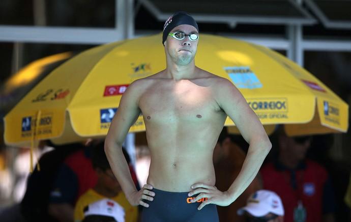 natação Thiago Pereira Trofeu Daltely Guimaraes (Foto: Satiro Sodre/SSPress)
