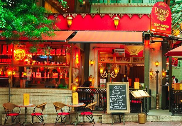 Restaurante Paris 6 em São Paulo (Foto: Reprodução/Facebook)