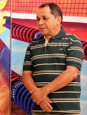 João Eudes, Bolinha - Editor Globo Esporte Piauí (Foto: Josiel Martins/GLOBOESPORTE.COM)