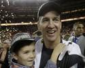 Menção de Manning a cerveja após título é avaliada em R$ 54,5 milhões