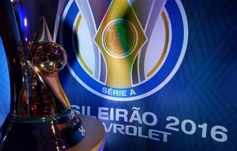 CBF lança Brasileirão 2016 e anuncia jogos nas noites de segunda-feira