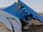 Rússia proíbe voos com aviões A321  após acidente no Egito
