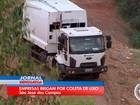 Em meio a disputa, nova empresa começa a coleta do lixo em S. José
