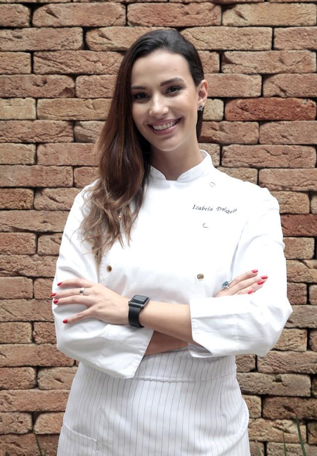 A chef Izabela Dolabela dará uma aula de gastronomia no evento (Foto: Divulgação)