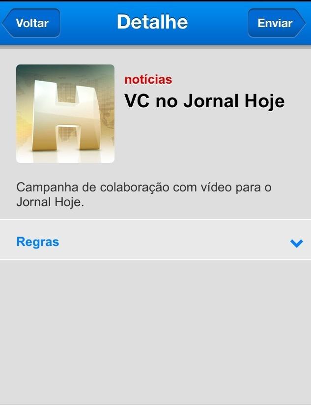 VcNoJH_app_quartafoto (Foto: jornal hoje)