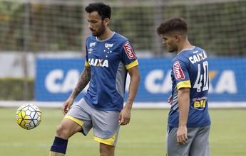 Ariel Cabral espera mais regularidade do Cruzeiro na próxima temporada