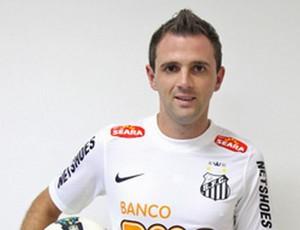 Montillo Santos (Foto: Marcia Abade/Divulgação Santos FC)