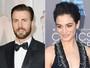 Chris Evans está namorando a atriz Jenny Slate, diz revista