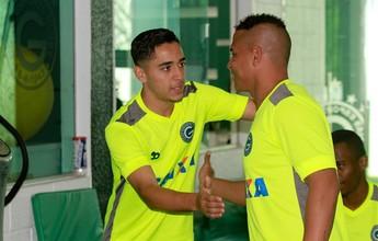 "Léo Sena vê Goiás ""mais arrumado"" e diz que Walter ""mete medo"" nos rivais"
