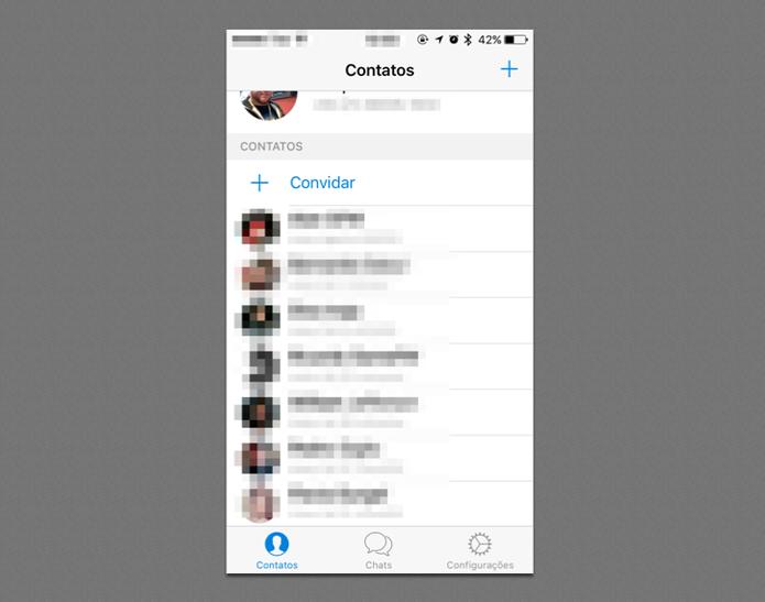 Como fazer chamadas de voz no Telegram (Foto: Reprodução/Felipe Vinha)