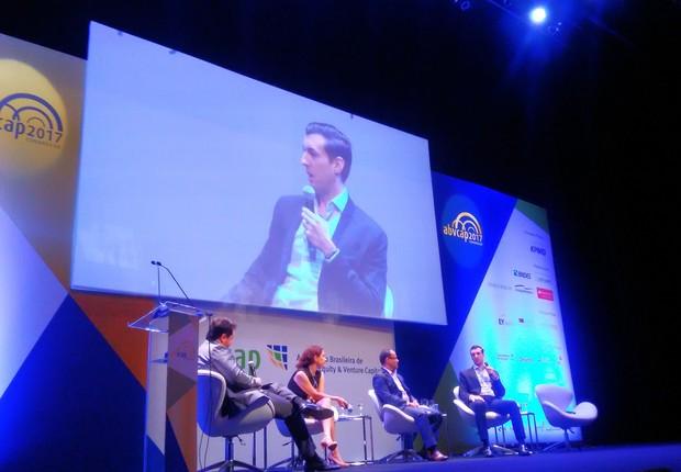 Investidores discutem educação no ABVCAP 2017 (Foto: Edson Caldas/Editora Globo)
