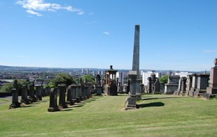 glasgow - necropolis (Foto: AP Photo/Glasgow City Marketing Bureau)