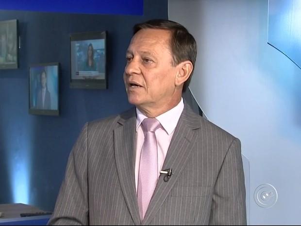 Pedro Bigardi exerceu mandato entre 2013 e 2016 (Foto: Reprodução/TV TEM)