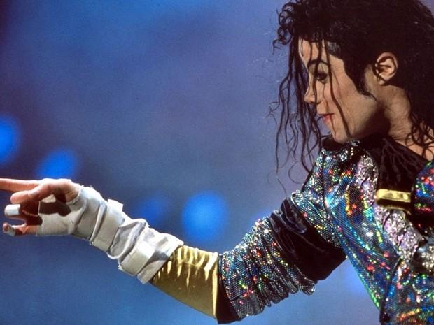 Michael Jackson (Foto: divulgao)