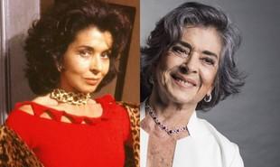 'Tieta' (1989) será reprisada pelo Viva a partir de maio. Betty Faria interpretou a protagonista. A última novela da atriz foi 'Boogie oogie' (2014) | TV Globo