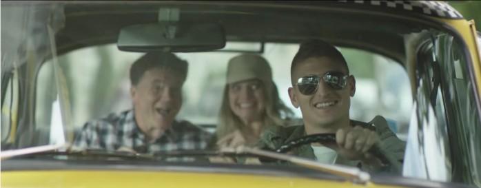 BLOG: Taxi Driver: PSG põe Verratti como Robert De Niro em divulgação de tour nos EUA
