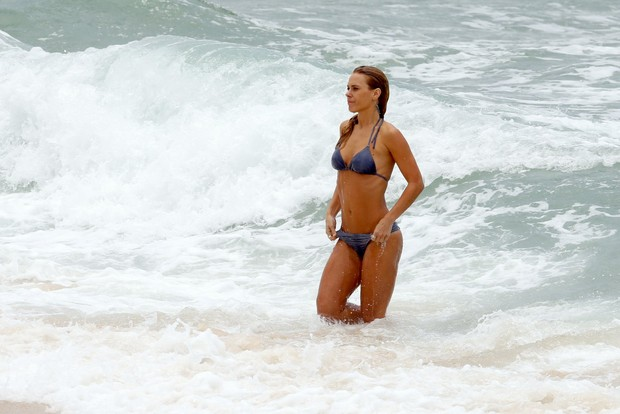 Carolina Dieckmann (Foto: Dilson Silva/AgNews)