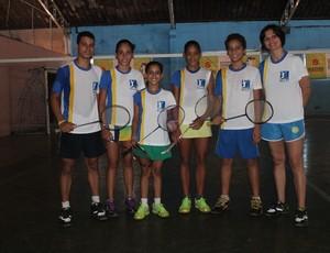 Equipe Joca Claudino para o Pan - Americano Júnior (Foto: Wenner Tito)