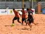 Sampaio e Espírito Santo na decisão da Copa do Brasil de futebol de areia
