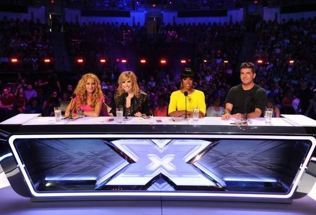 """Os novos jurados do """"X Factor"""" (Foto: Reprodução/Facebook)"""