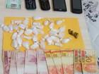 Três são presos com drogas, armas munições e dinheiro em Alenquer, PA