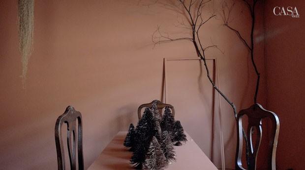 Um Natal diferente: 5 ideias fáceis para decorar a mesa (Foto: Reprodução)