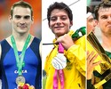 COB anuncia candidatos ao prêmio de melhor atleta do ano