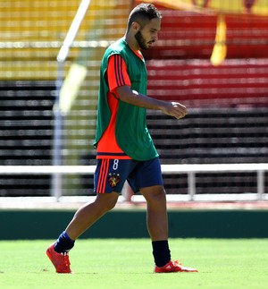 Régis Sport (Foto: Aldo Carneiro / Pernambuco Press)
