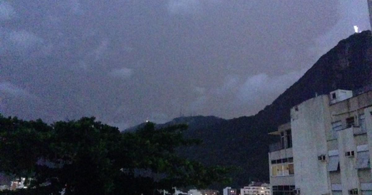 Rio tem chuva pelo 2º dia seguido após mais de duas semanas de ... - Globo.com