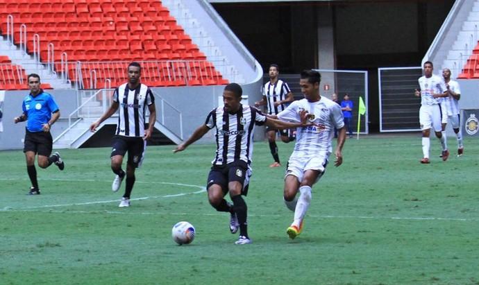 Sobradinho x Ceilândia (Foto: Milo Rezende / Sobradinho EC)