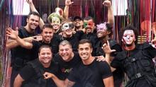 Dublês e artistas de circo formam a trupe; conheça (Divertics/TV Globo)