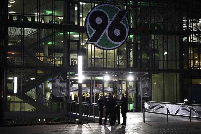 estádio Hannover, Alemanha x Holanda (Foto: Getty Images)