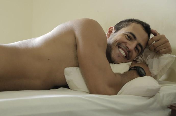 Matheus  (Foto: Raquel Gonzalez / Gshow)