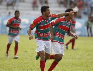 Rafael Paty é uma das esperanças de gols do Caemtá (Foto: Tarso Sarraf/O Liberal)
