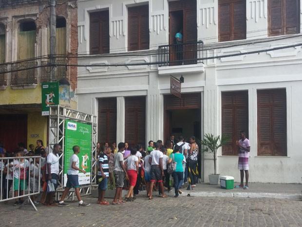 Fliquinha 1 (Foto: Juliana Almirante/G1)