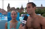 Renan Souza e Giovana Stephan falam sobre apresentação no dueto misto
