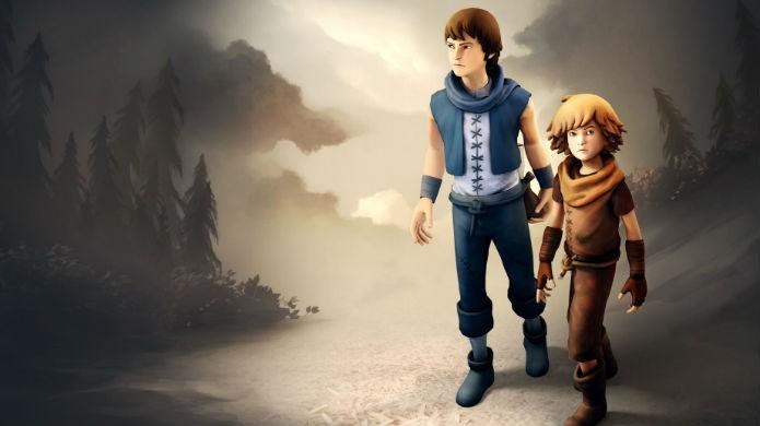 Roupas dos irmãos de Brothers A Tale of Two Sons lembram as de Uncharted 4 (Foto: Divulgação/505 Games)