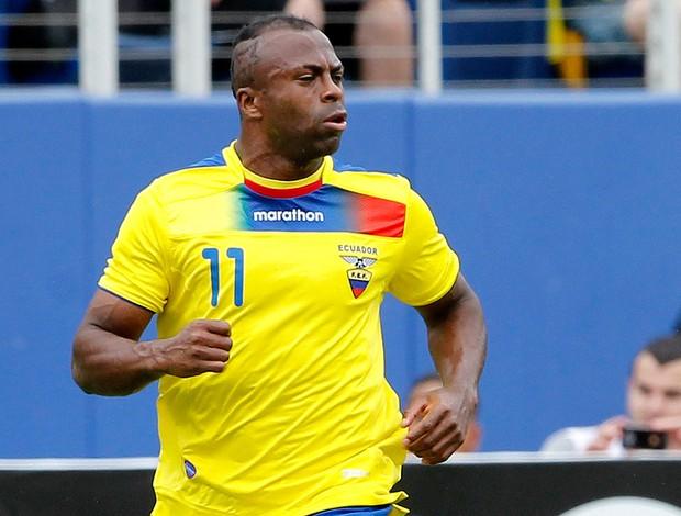 Christian Benitez jogador do Equador falecido (Foto: Getty Images)