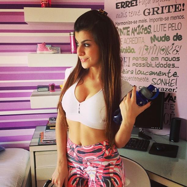 Nah Cardoso (Foto: Reprodução/ Instagram)