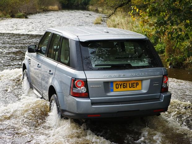 Land Rover Rand Rover Sport (Foto: Divulgação)