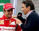 Com domínio alemão na F-1, Massa critica falta de investimento no Brasil