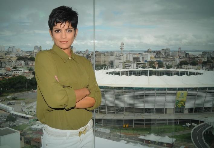 Patrícia Abreu (Foto: Eli Cruz)