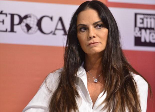 Luiza Brunet (Foto: Fábio Cordeiro/editora Globo)