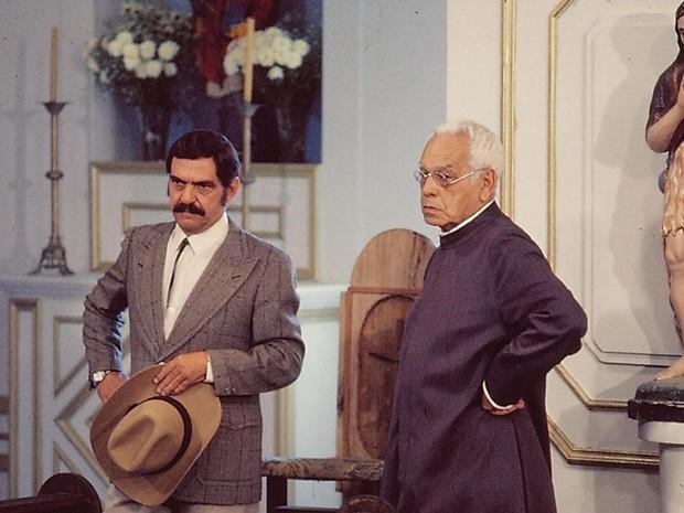 Lima Duarte, Paulo Gracindo, Roque Santeiro