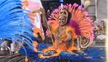 Rosas de Ouro marca Anhembi com desfile sobre história da tatuagem (Flavio Moraes/G1)