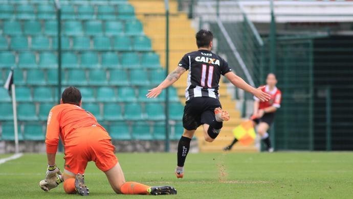 Figueirense sub-20 Copa do Brasil (Foto: Luiz Henrique/Figueirense FC)