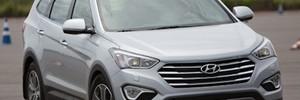 Hyundai Grand Santa Fe chega por R$ 187 mil (Divulgação)