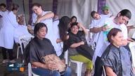 Ação Global oferece mais se 40 serviços gratuitos em Caruaru