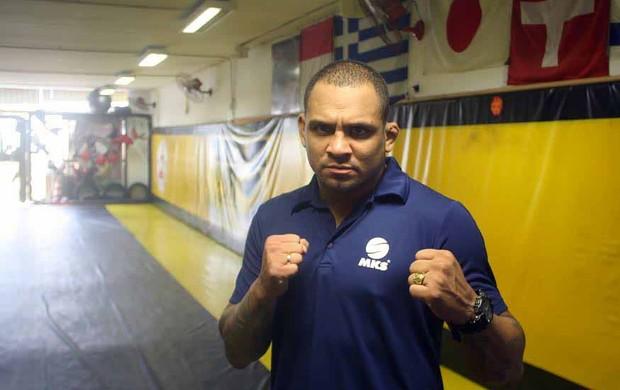 Luiz Besouro RFT MMA (Foto: Divulgação)